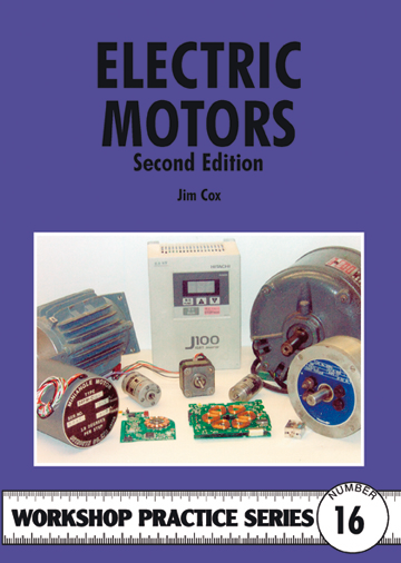 Electric Motors Special Interest Model Books